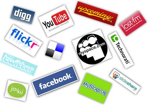 Redes sociales donde comparir los artículos de Business Intelligence fácil