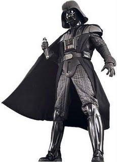 Darth Vader preguntándose que hace en este blog de Business Intelligence