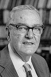 H. A. Simón, premio Nobel de Economía, y uno de los padres de los DSS modernos.