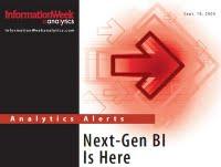 Revista con artículos sobre Business Intelligence